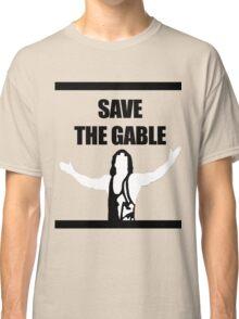 Save The Gable Design Classic T-Shirt