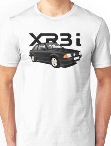 Ford Escort XR3 i, British hothatch, black Unisex T-Shirt