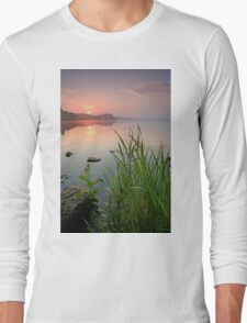 Reeds in the Calm Long Sleeve T-Shirt