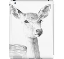 Doe Illustration iPad Case/Skin