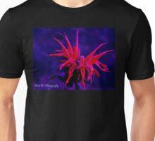 red spider bloom Unisex T-Shirt