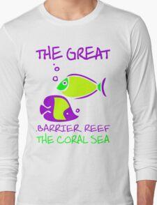 Great Barrier Reef Long Sleeve T-Shirt