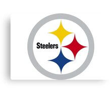 PITTSBURGH STEELERS LOGO Canvas Print