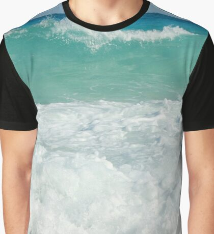 Carribean sea, Cancun 8 Graphic T-Shirt