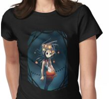 The Trickster Womens Fitted T-Shirt