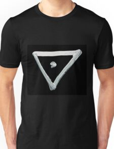 Alchemical Symbols - Water Two Inverted Unisex T-Shirt