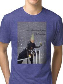 Power of the Dank side Tri-blend T-Shirt