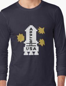 Hello Apollo 11 (The Shining) Danny Torrence Long Sleeve T-Shirt