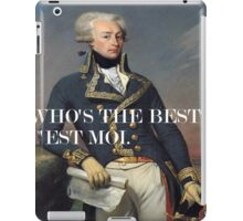 C'est Moi. iPad Case/Skin
