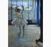 Edgar Degas - Dancer In Front Of A Window Unisex T-Shirt