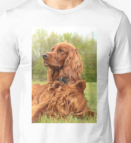Red Setter Unisex T-Shirt