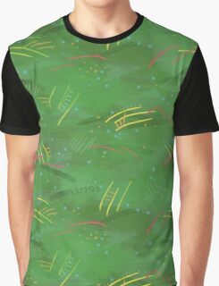 Painty jungle Graphic T-Shirt