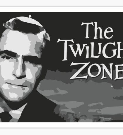 The Twilight Zone Sticker