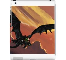 If You Were Flying--HTTYD Poster iPad Case/Skin