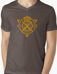 KING JAMES X CAVS Mens V-Neck T-Shirt