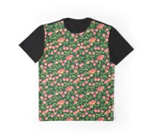 Watercolor cherry Graphic T-Shirt