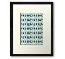 Diggers, dumpers and demolition  Framed Print