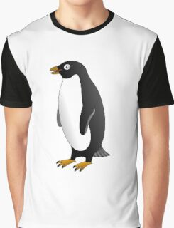 Adelie penguin Graphic T-Shirt