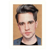 Brendon Urie Art Print