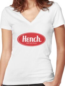 Hench Original 66 Women's Fitted V-Neck T-Shirt