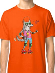 MAXIMUM COOL WOLF: JUST WOLF Classic T-Shirt