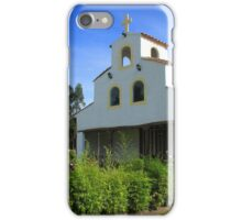 Small Rural Chapel iPhone Case/Skin