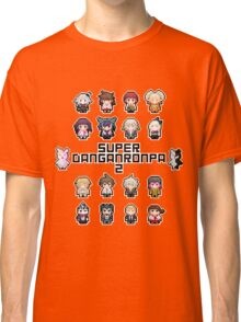Super Retro Despair 2 Classic T-Shirt