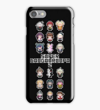 Super Retro Despair 2 iPhone Case/Skin