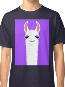LLAMA PORTRAIT #8 Classic T-Shirt