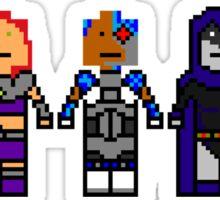 Teen Titans, Go! Sticker