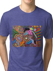 Thought Broadcasting Tri-blend T-Shirt