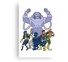 Scooby X Canvas Print