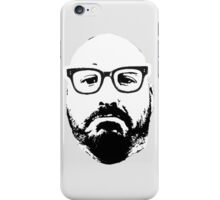 Tough Guy Tee - NOT A HIPSTER iPhone Case/Skin