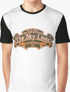 BioShock Infinite – The Sky-Lines of Columbia Sign Graphic T-Shirt