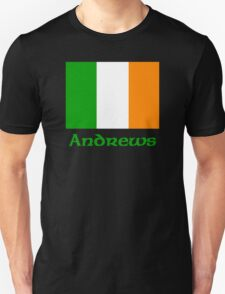 Andrews Irish Flag Unisex T-Shirt