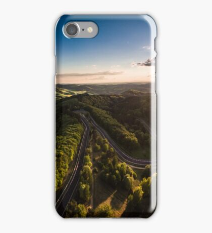 Karussell at Sunset iPhone Case/Skin