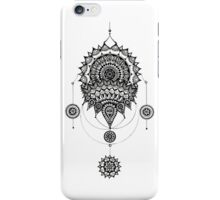 Abstract Dreamcatcher iPhone Case/Skin
