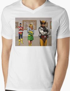 Ferris' Day X Mens V-Neck T-Shirt