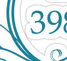 I Still Believe in 398.2 Sticker