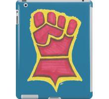 Crimson Fist iPad Case/Skin