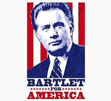 Bartlet for America 1 Unisex T-Shirt