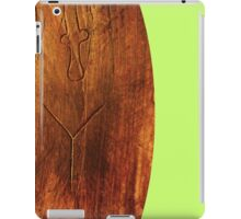 Bring in the fun / Moon crescent / African Crazy Symbols iPad Case/Skin