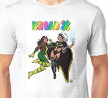 Broad X Unisex T-Shirt