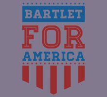 Bartlet for America 2 Kids Tee
