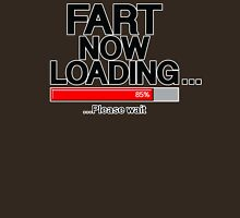 Fart Now Loading - Red Bar Unisex T-Shirt