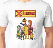 X Burgers Unisex T-Shirt