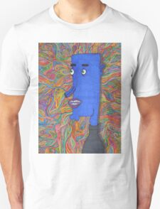 my blue friend Unisex T-Shirt