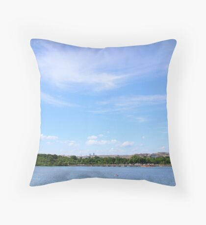 Washington, DC Throw Pillow