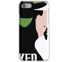 Wicked - Elphaba and Glinda iPhone Case/Skin