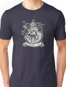 Pirate Cat Sails the Seven Seas Unisex T-Shirt